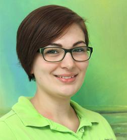 Selina Teifel, Zahntechnikerin - Zahnwerk Rehbein